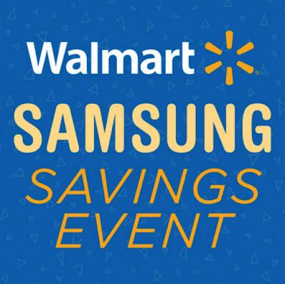 Walmart's Samsung Savings Event
