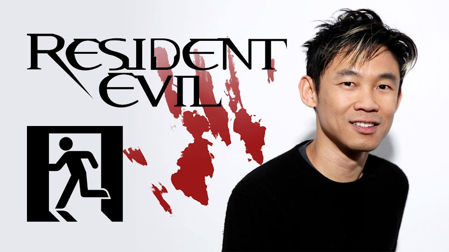 resident evil movie reboot james wan exit
