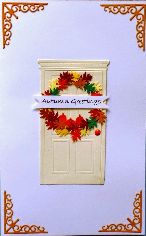Charmingly Creative: Autumn Greetings - photo#18