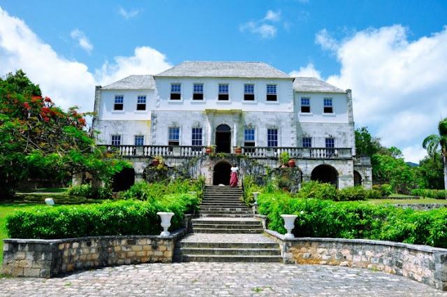 Rumah Besar Rose Hall, Jamaika