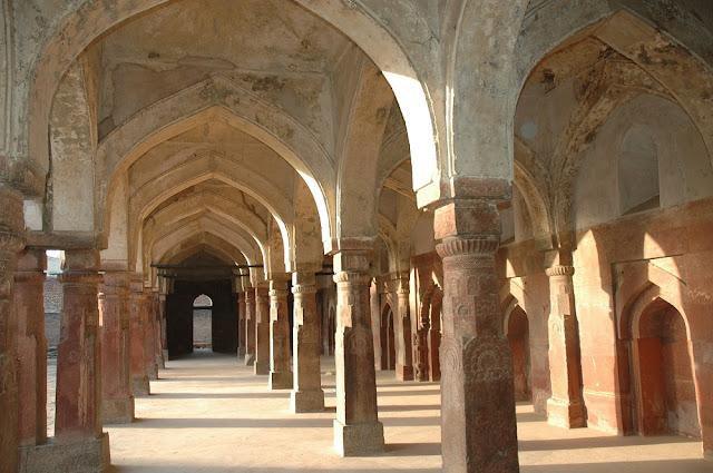 The Palace of Firoz Shah at Hisar
