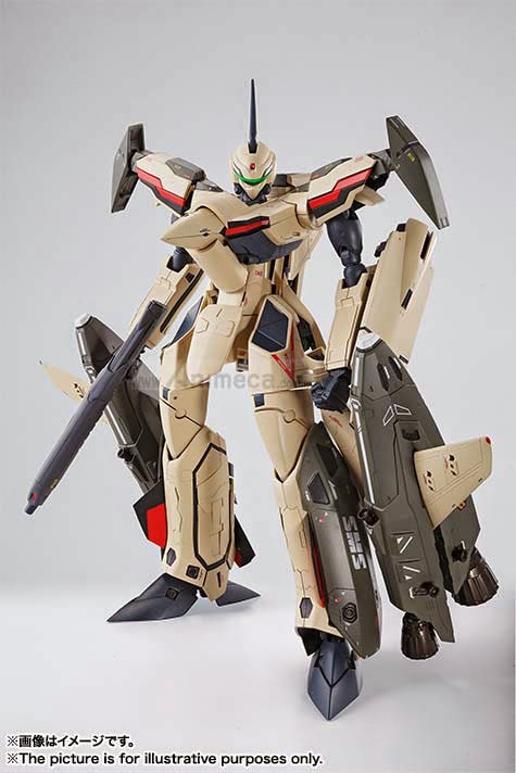 FIGURA DX CHOGOKIN VF-19 ADVANCE Macross Frontier The Movie Sayonara no Tsubasa