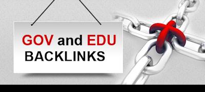 Cara Mencari Backlink Edu dan Gov Yang Berkualitas