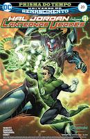 DC Renascimento: Hal Jordan e a Tropa dos Lanternas Verdes #20