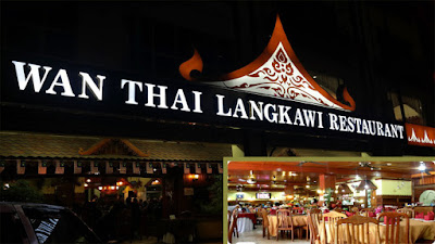Restoran Wan Thai Tiger Airways