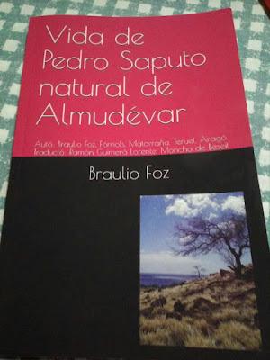 Vida de Pedro Saputo natural de Almudévar. En chapurriau.