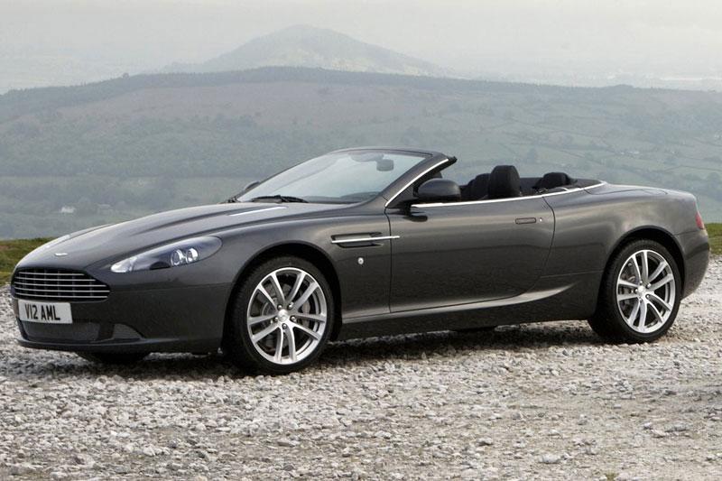 Top Gear: 2004 Aston Martin DB9 Volante