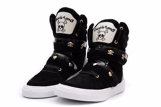 Sneaker Cheia de marra