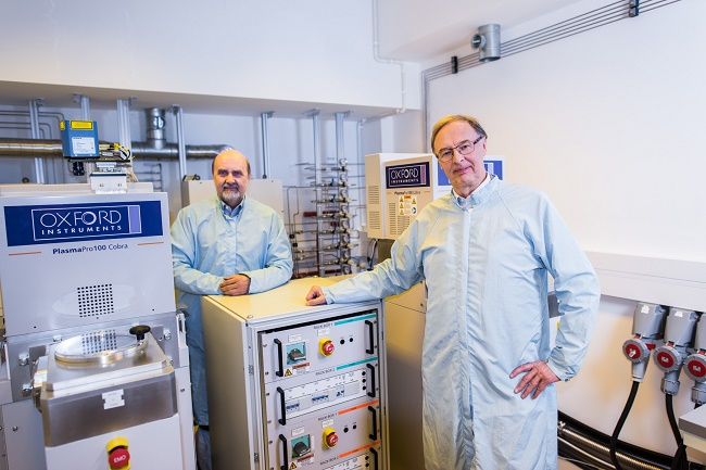 prof. T. Dietl i prof. T. Wojtowicz, których projekt otrzymał finansowanie w pierwszym otwartym konkursie MBA, fot. One HD