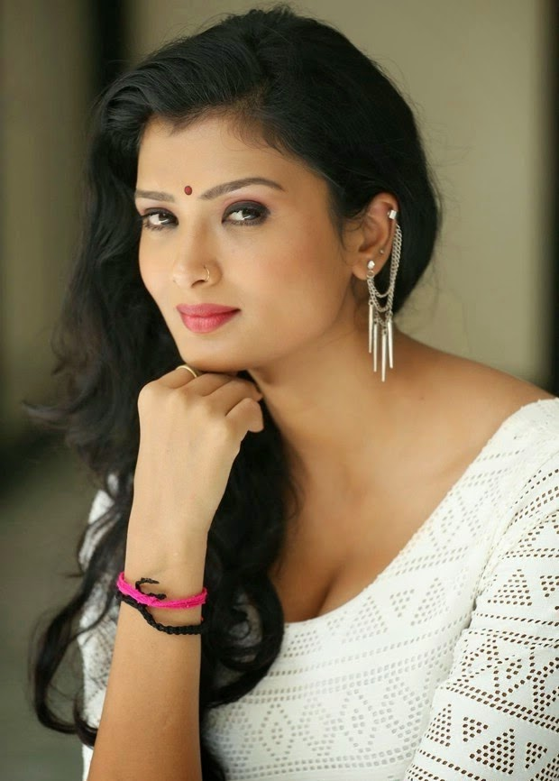 Ishita Vyas Latest Stills In White Dress
