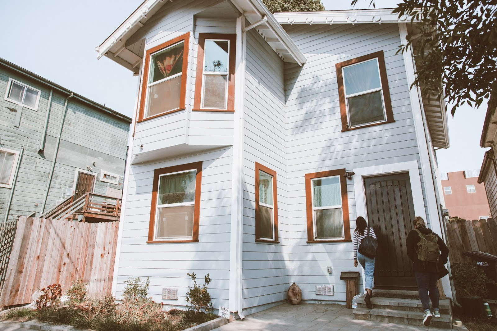 AirBnb Oakland, CA, Mcclymonds neighborhood, where to stay in San Francisco - ArizonaGirl.com