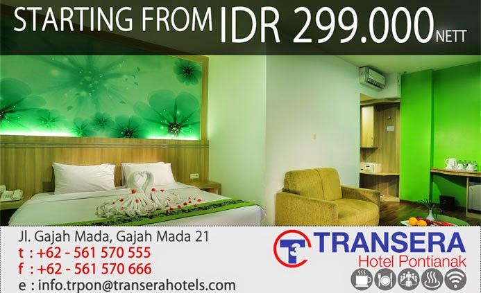 Hotel Transera Pontianak