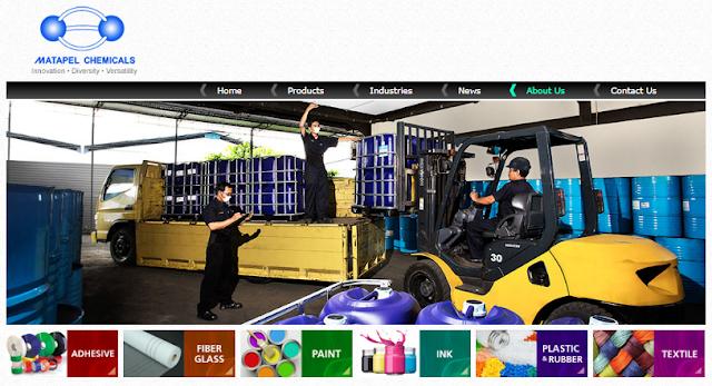 Lowongan Kerja Operator Packaging Matapel Chemicals Tangerang