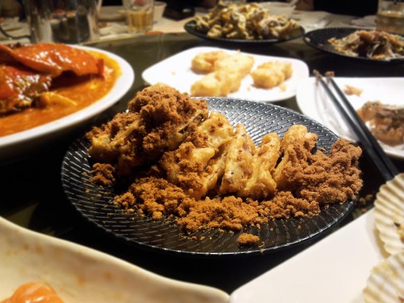 Wild Child Tung Lok Seafood Ala Carte Buffet Dinner