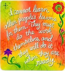 cannot-learn-other-peoples-lessons-must-do-work-themselves-quote