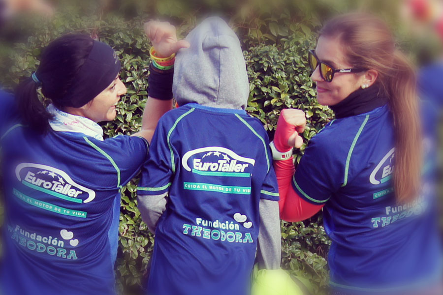 ¿Quieres ayudarnos a transformar kilómetros de running popular en sonrisas de niños hospitalizados?
