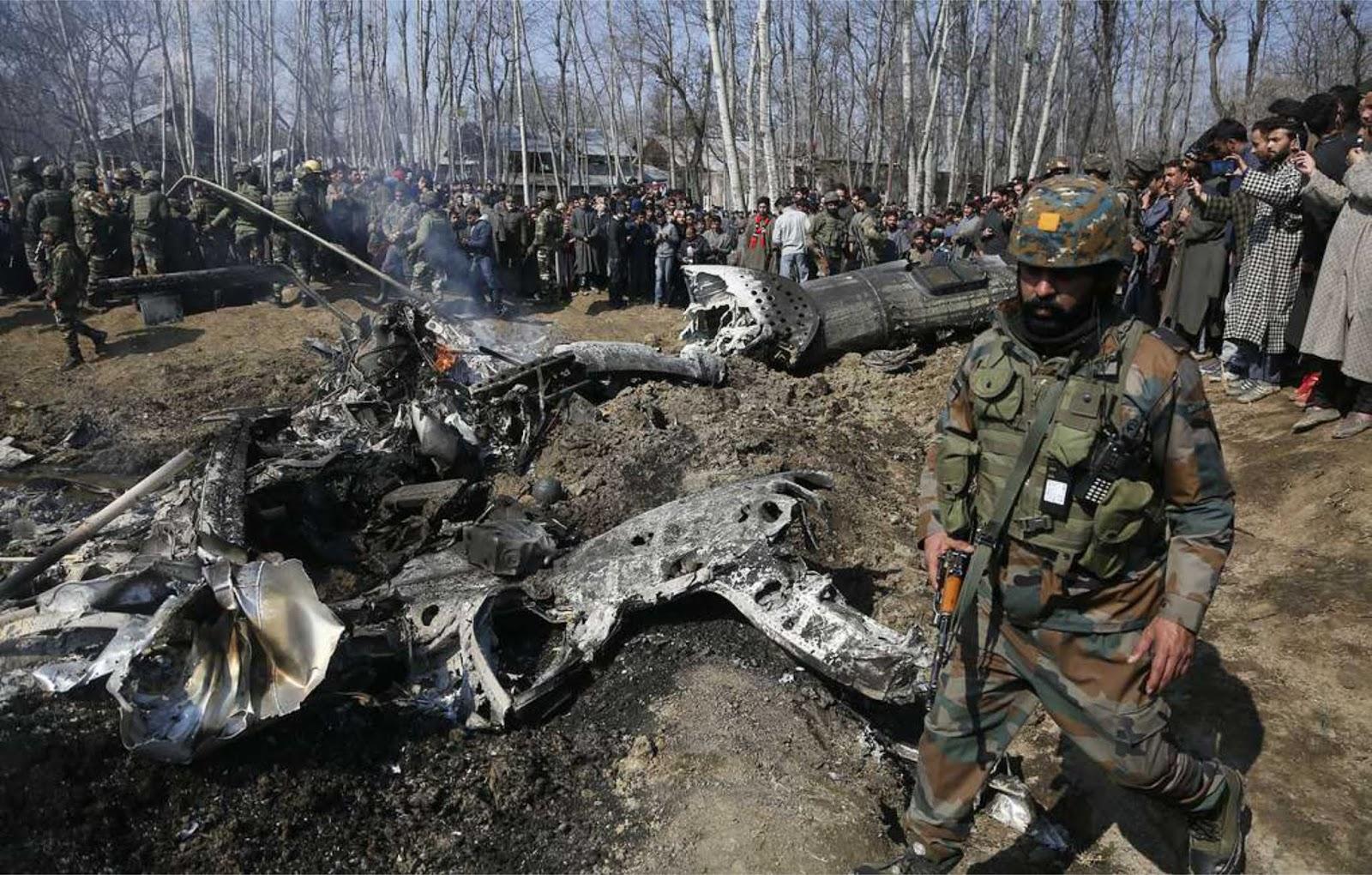 India mengatakan kehilangan pesawat tempur MiG-21 beserta pilotnya