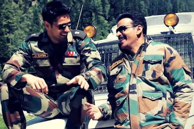 Aiyaary Movie Working Images