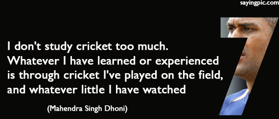 Life Is Like Cricket Quotes: Famous Cricket Quotes And Pictures