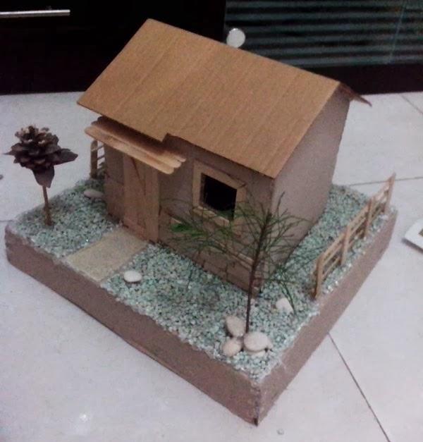 Membuat Rumah Sederhana dari Kardus Bekas - Informasi ...