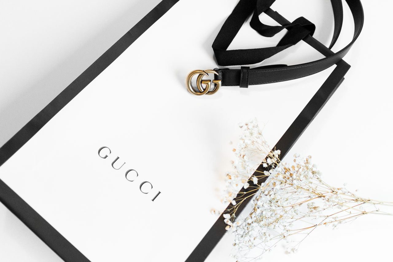 Birthday present - Gucci double G belt - In My Dreams Canadian Fashion Blogger