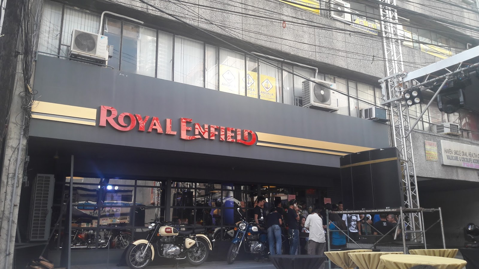 Royal Enfield Opens Its First Exclusive Store In Manila