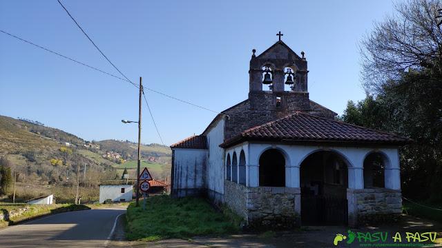 Iglesia de San Juan, Caces
