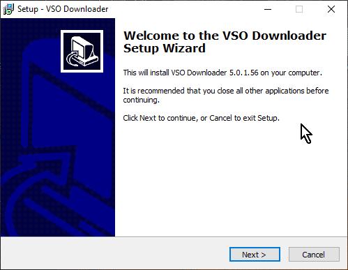 تحميل وشرح VSO Downloader 5 المجاني يدعم التحميل من 1000 موقع