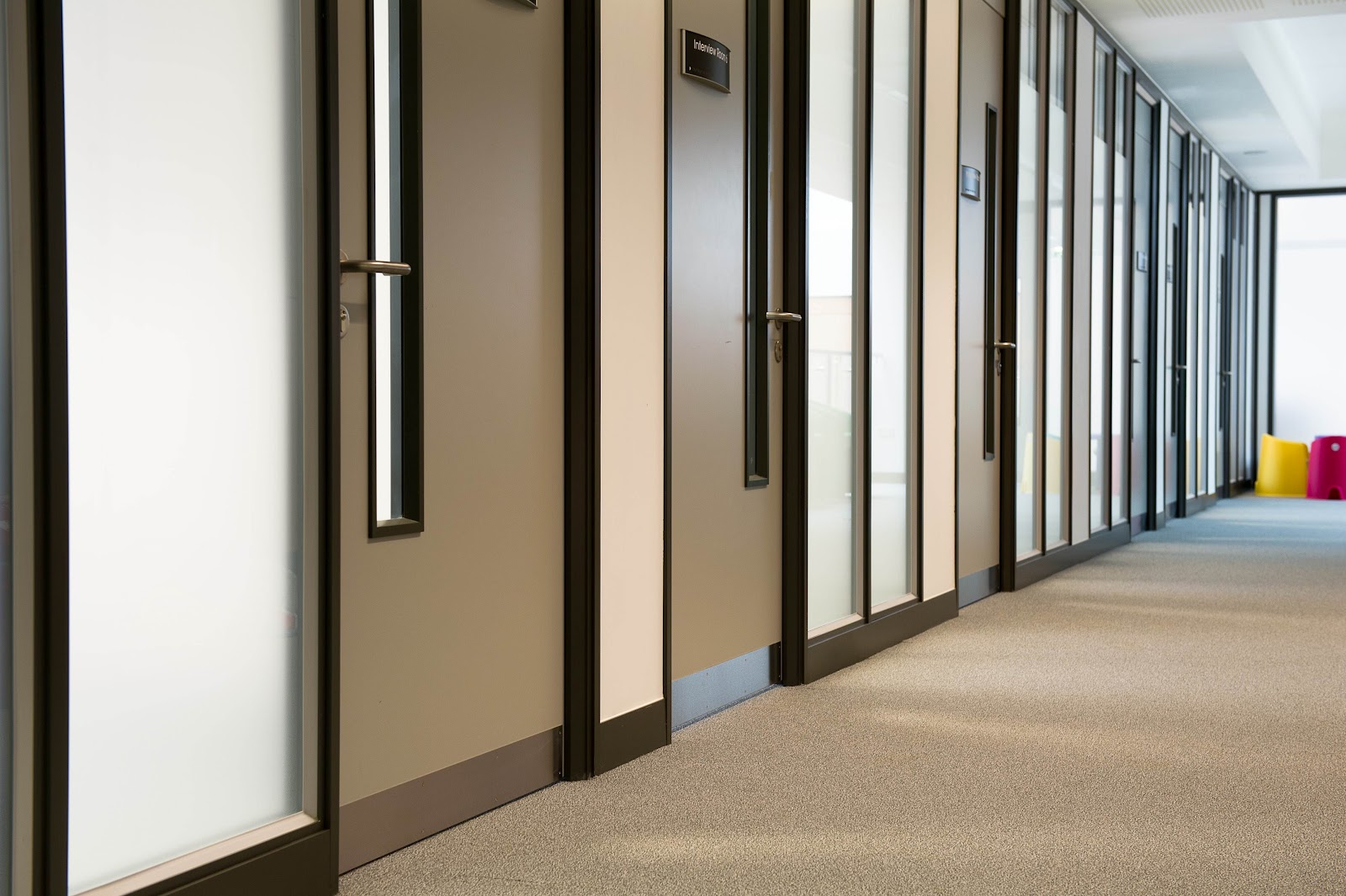 Komfort\u0027s Technical Specification Manager Andrea Glenister worked closely with all parties to meet the spec throughout both sites which sit on either side ... & The Door Industry Journal: SAFETY TOPS THE BILL IN MULTIMILLION ...
