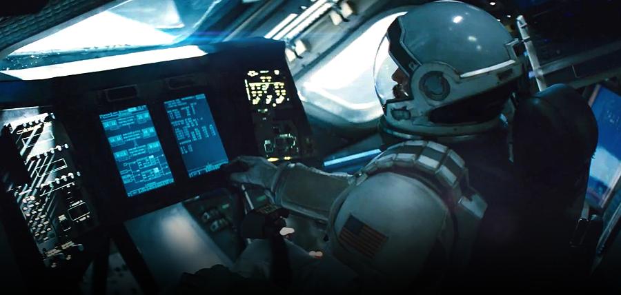 Trailer INTERSTELLAR: Personajul Lui Matthew McConaughey, Este Singura Speranță A Planetei