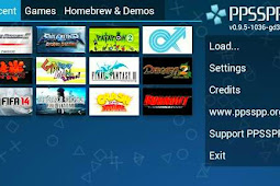 Download Emulator PPSSPP / PSP For Android