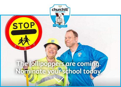 Churchill Lollipoppers