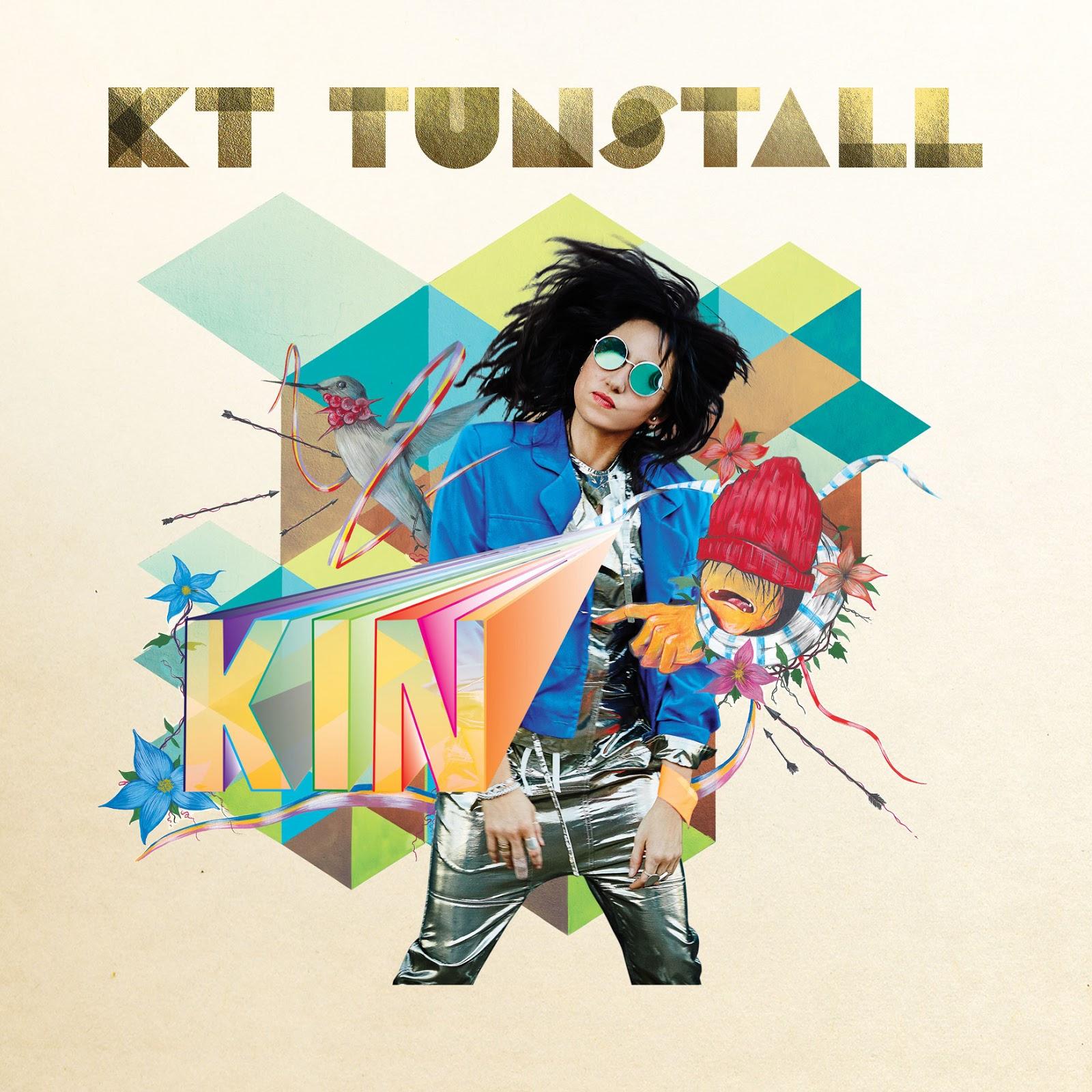 KT Tunstall - KIN (2016)
