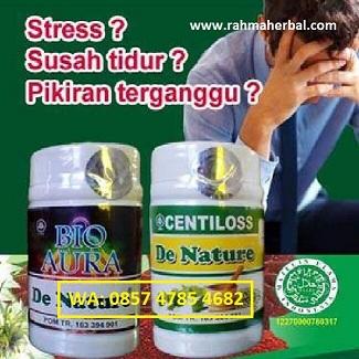 Atasi Stres Vertigo cegah Stroke Dini