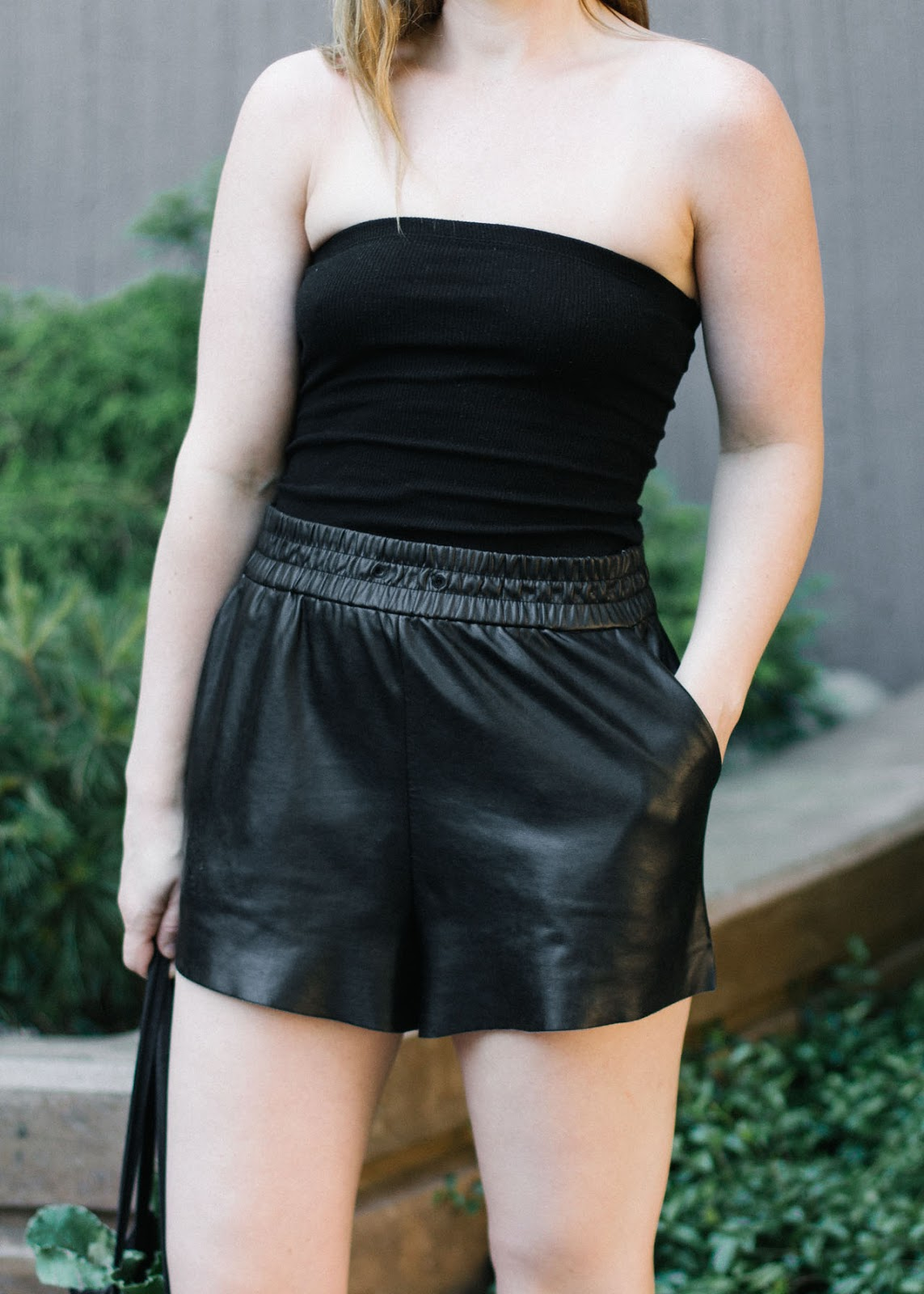 Current Summer Favorite - Forever 21 tube top - Vancouver Fashion Blogger - ootd