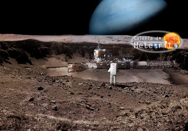 Titania e Urano - base