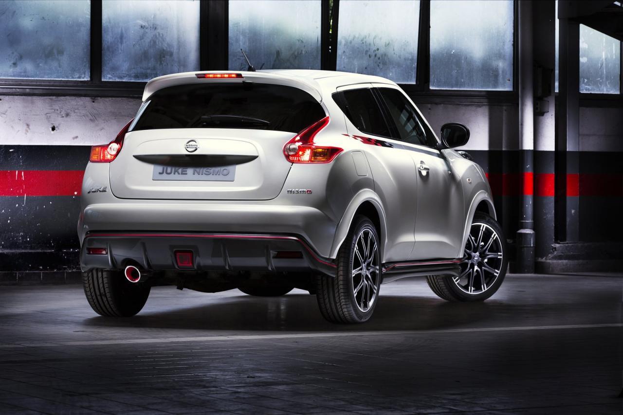 Secara Umum Nissan Juke Nismo Memberikan Kesan Yang Sangat