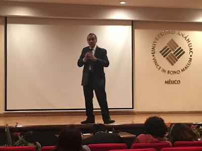 Conferencia con el periodista Gabriel Sosa Plata
