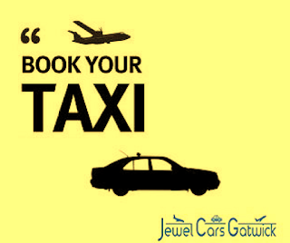 Gatwick airport taxi