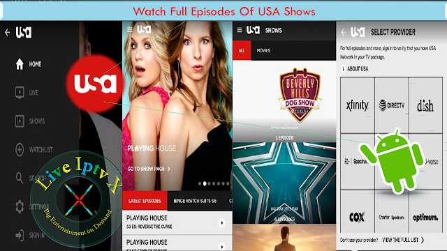 USA Network APK
