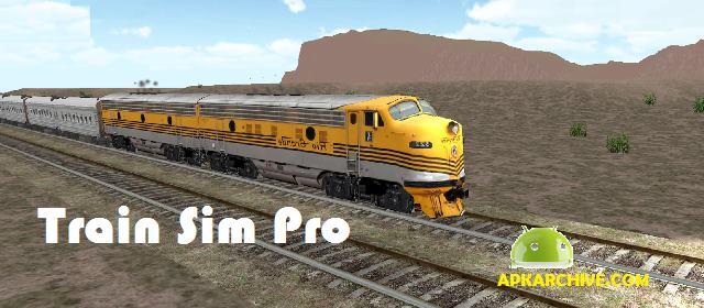 Train Sim Pro Tiren Simulasyon Rol Oyunu android apk indir