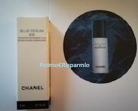 Logo Chanel Blue Serum Eye: in consegna i campioni omaggio