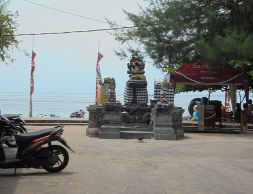 Sindhu Beach is a pleasant white sandy beach BeachesinBali: Sindhu Beach Sanur Bali