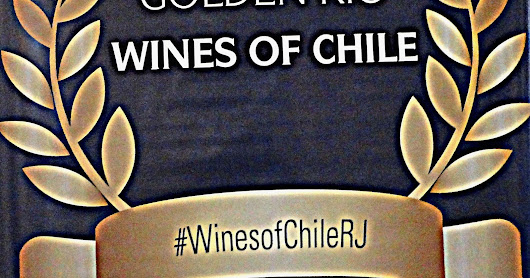 Golden Rio Wines of Chile
