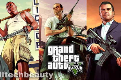 How to Download Grand Theft Auto V (GTA 5) LITE Android Apk + Data File for Android