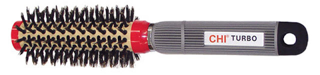 CHI Turbo Ceramic Round Boar Medium Brush