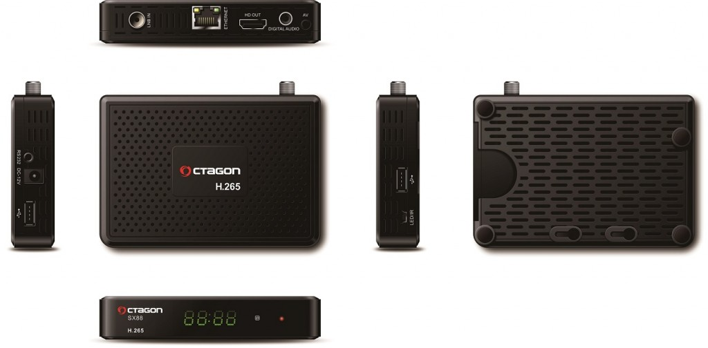 TEST] OCTAGON SX88 (H 265 HEVC HD) – Dreambox4K