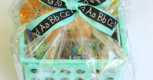 Magnolia Mamas : Back-to-School Teacher Gift Baskets