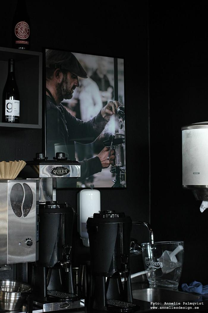 annelies design, webbutik, webshop, nätbutik, inrendings, inredning, poster, barista, varberg, varberg verket, restauran, tavla, tavlor, kaffe,