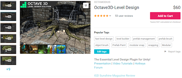 Octave3d Level Design